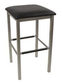 Metal stool Wc1419 - Windsorchrome
