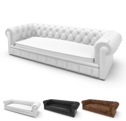 Chesterfield 3er Sofa