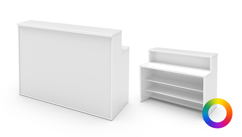 Messe Desk 150/60 LED