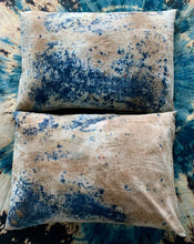 Load image into Gallery viewer, Indigo AKA Blue Gold, Red Eucalyptus and Black Walnut Pillow Case Set-LIMITED EDITION