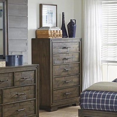 Griffon Night Stand & Chest Set