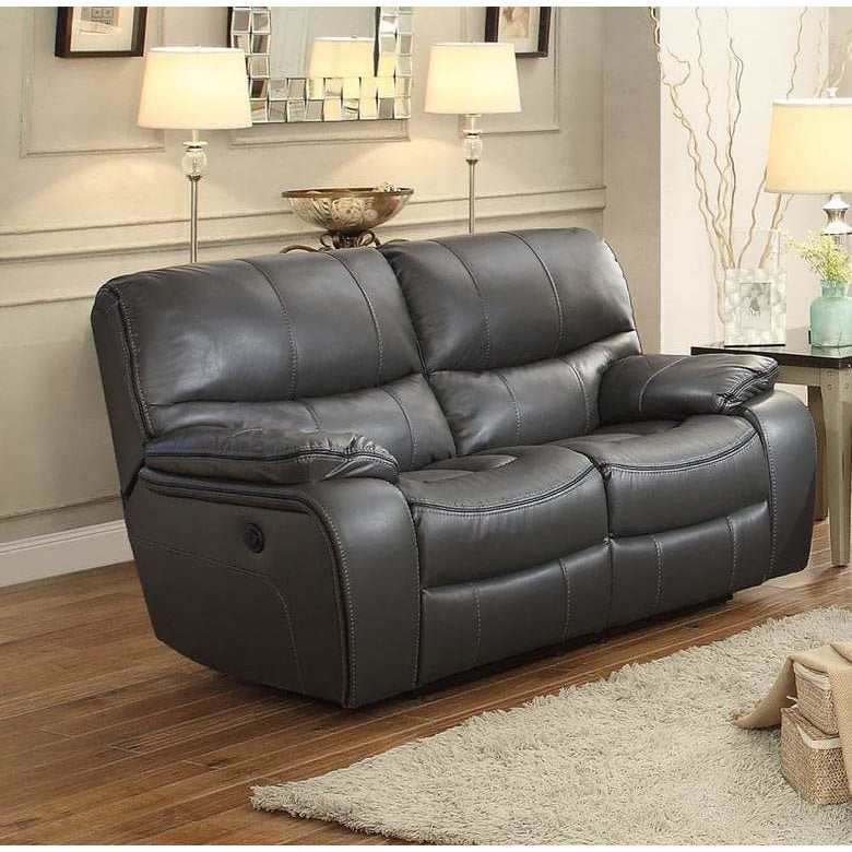 Power Double Recliner Loveseat