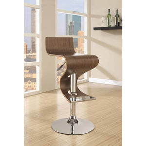 Modern Curve Bar Stool