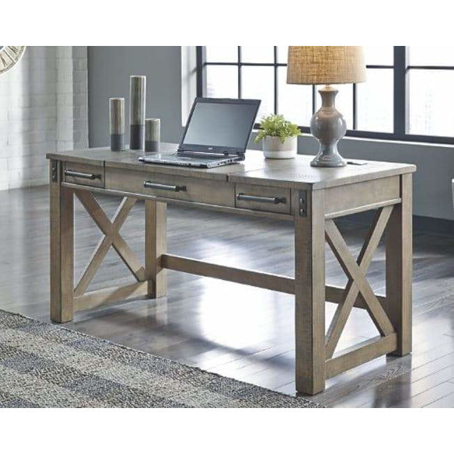 Aldwin Home Office Lift Top Desk