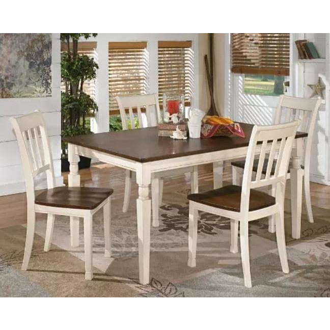 Whitesburg 5-Piece Dining Room
