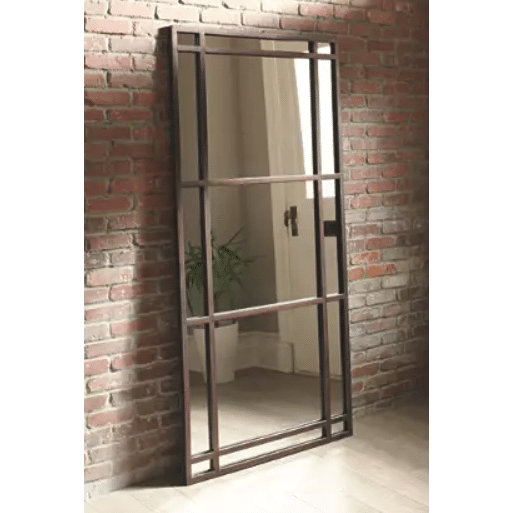 Eddard Floor Mirror
