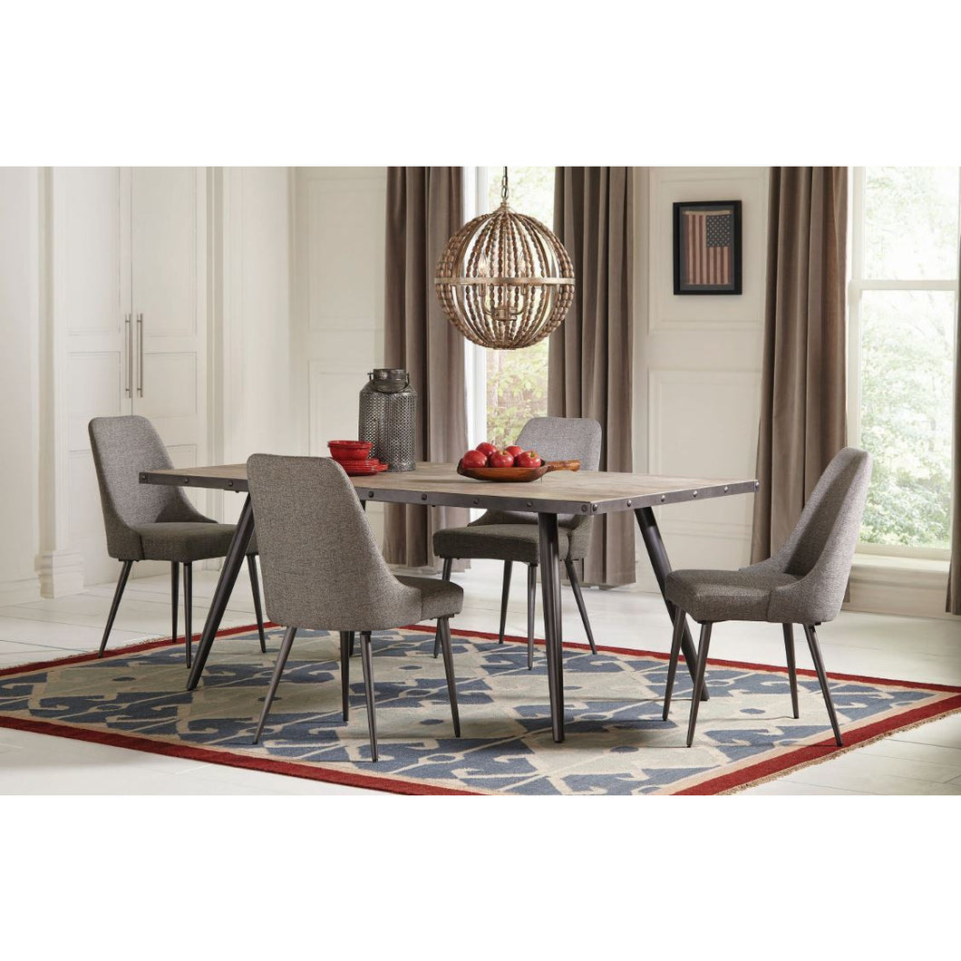Levitt 5-Piece Rectangular Dining Set