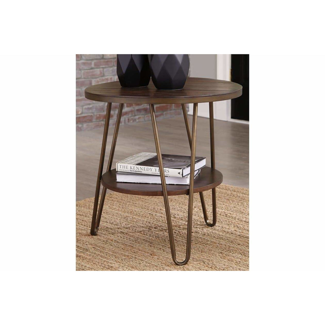 Lettori End Table