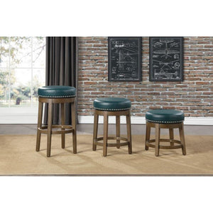 Westby Round Swivel Pub Height Stool