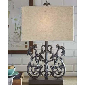 Capper Table Lamp