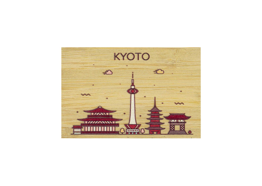 Kyoto Magnet Bamboo
