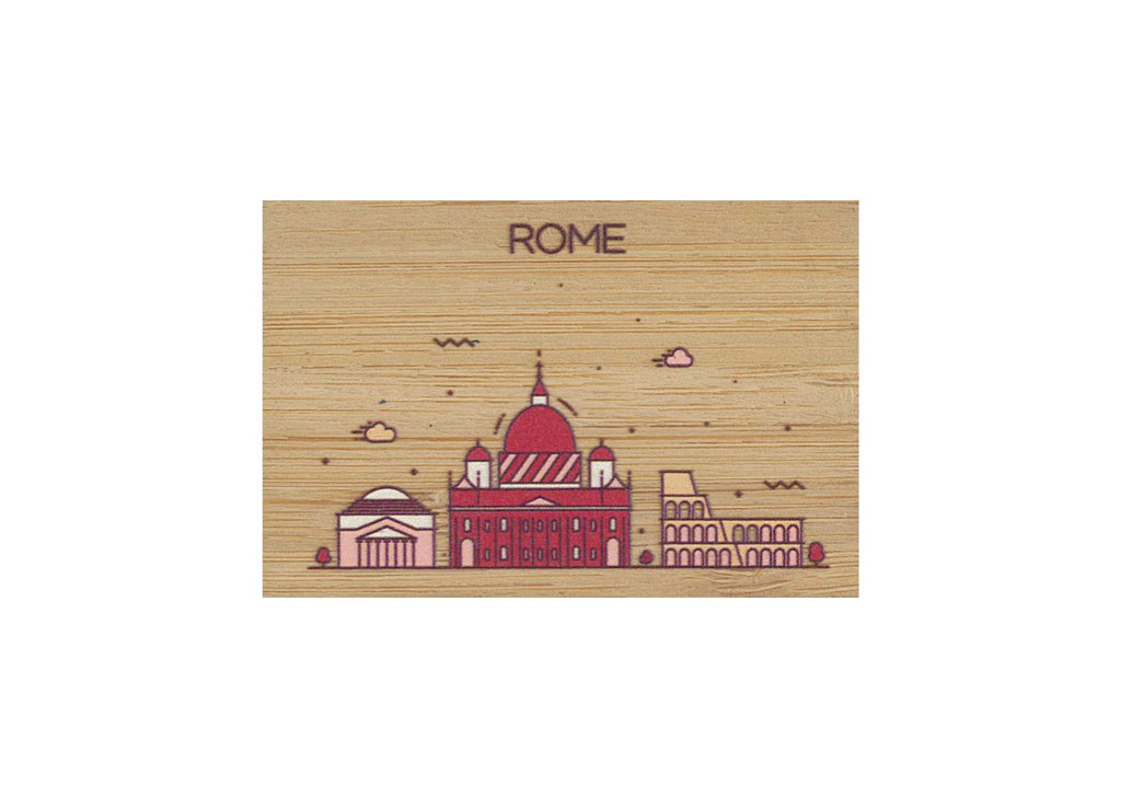 Rome Magnet Bamboo