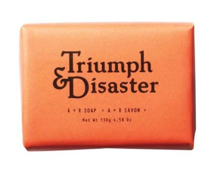 T&D - A+R Soap