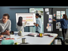 Load and play video in Gallery viewer, Steelcase Roam (Mircosoft Surface Hub Rollstand)