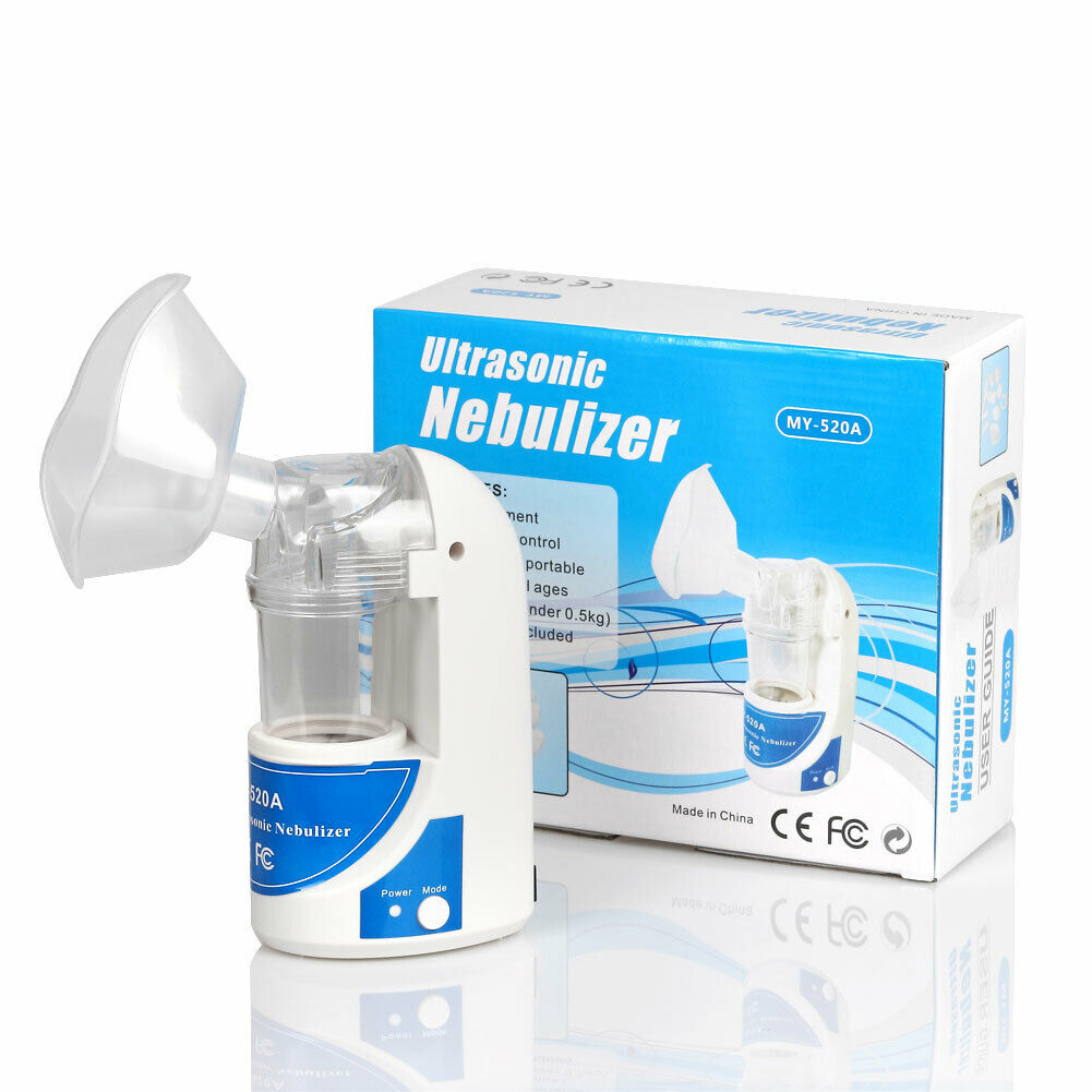 ULTRASONIC PORTABLE NEBULIZER