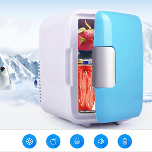 4L Portable Mini Refrigerator/Cooler