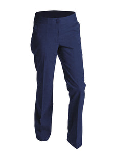 Slim fit ladies cut school trousers Size UK 8-18