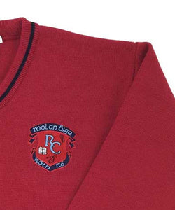 Ratoath College - Red jumper
