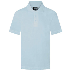 Polo Shirt - Pale Blue