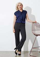 Load image into Gallery viewer, Ladies Classic Flat Front Pant