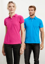 Load image into Gallery viewer, Mens Neon Polo