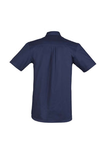 Mens Light Weight Tradie S/S Shirt