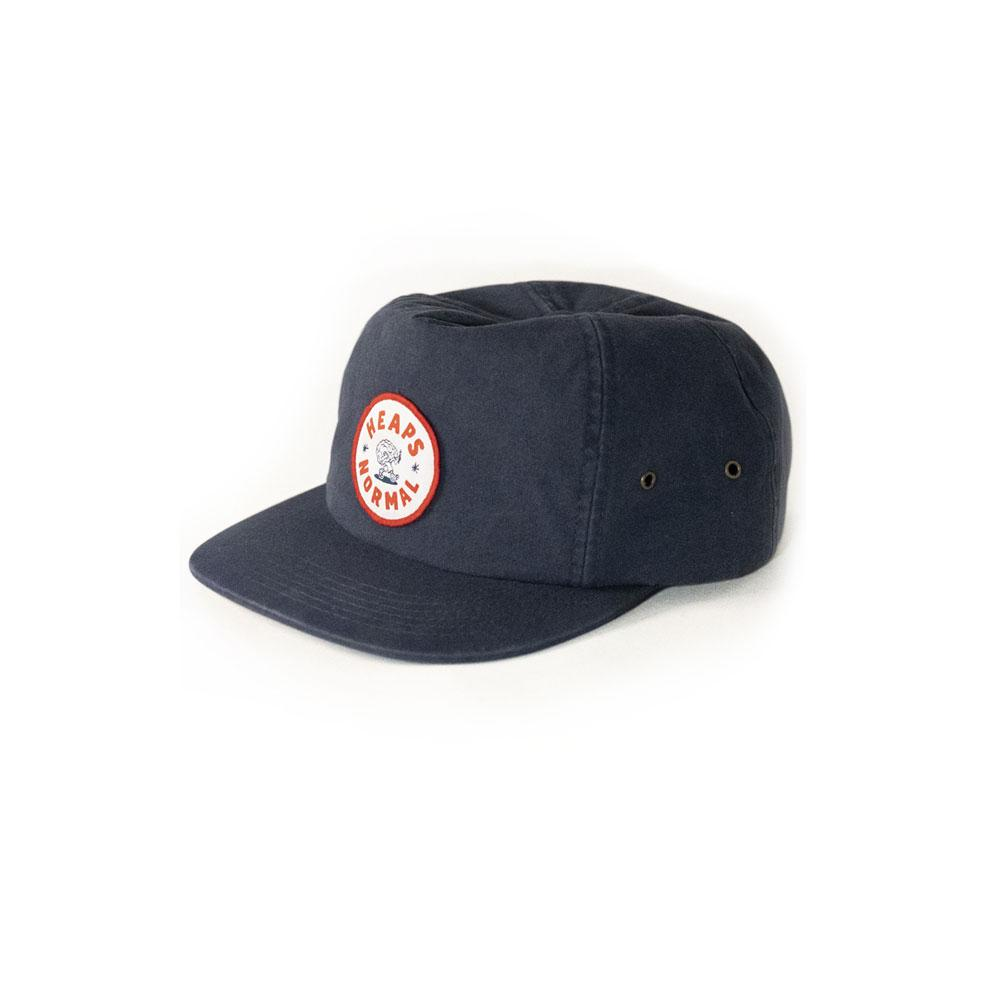 The Patch Cap | Navy Heaps Normal