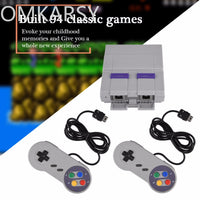Super Mini 16 BIT Built-in 94 Games Console System With Gamepad For SNES Nintendo Game Games Consoles