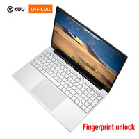Metal Shell Intel 3867U Netbook 8GB 16GB RAM Laptop Fingerprint Unlock WiFi Backlit Keyboard Student Computer