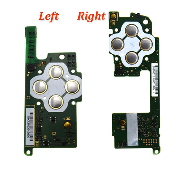 Replacement NS Left Right joycon switch motherboard mainboard for nintendo joystick left motherboard Accessories