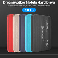 External Hard Drive 2.5 Portable Hard Drive HD Externo 1 TB 2 TB USB3.0 storage, suitable for, PS4, PC, Mac, Xbox