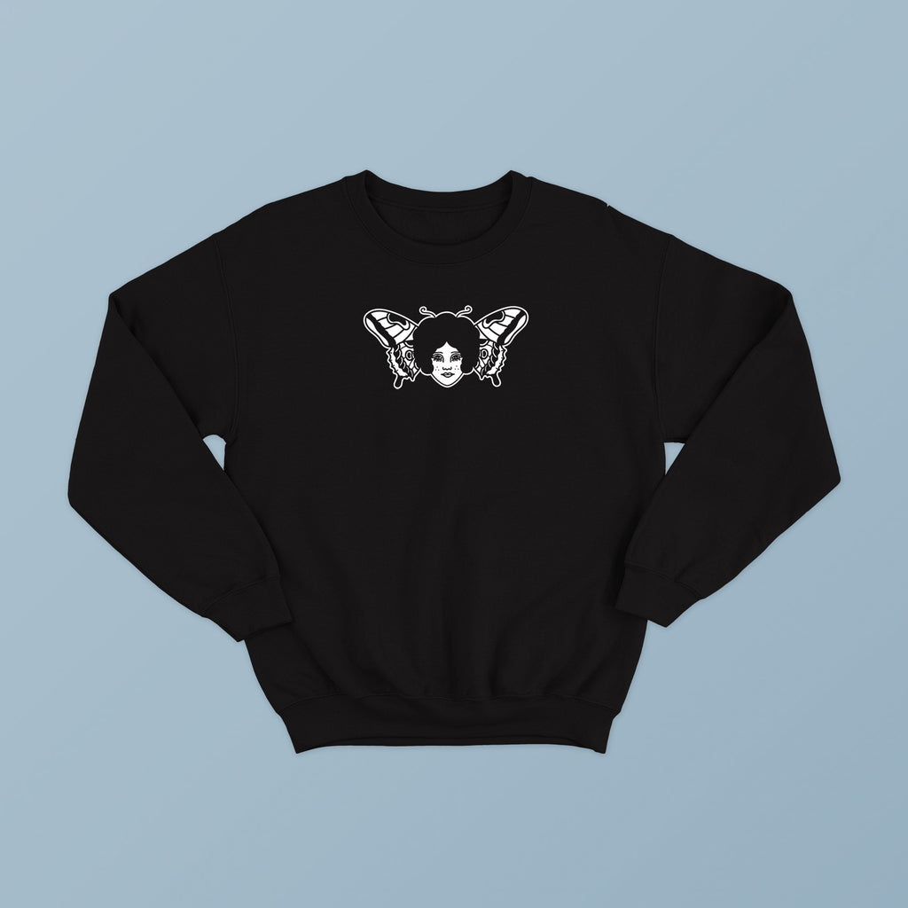 Butterfly Girl Sweater