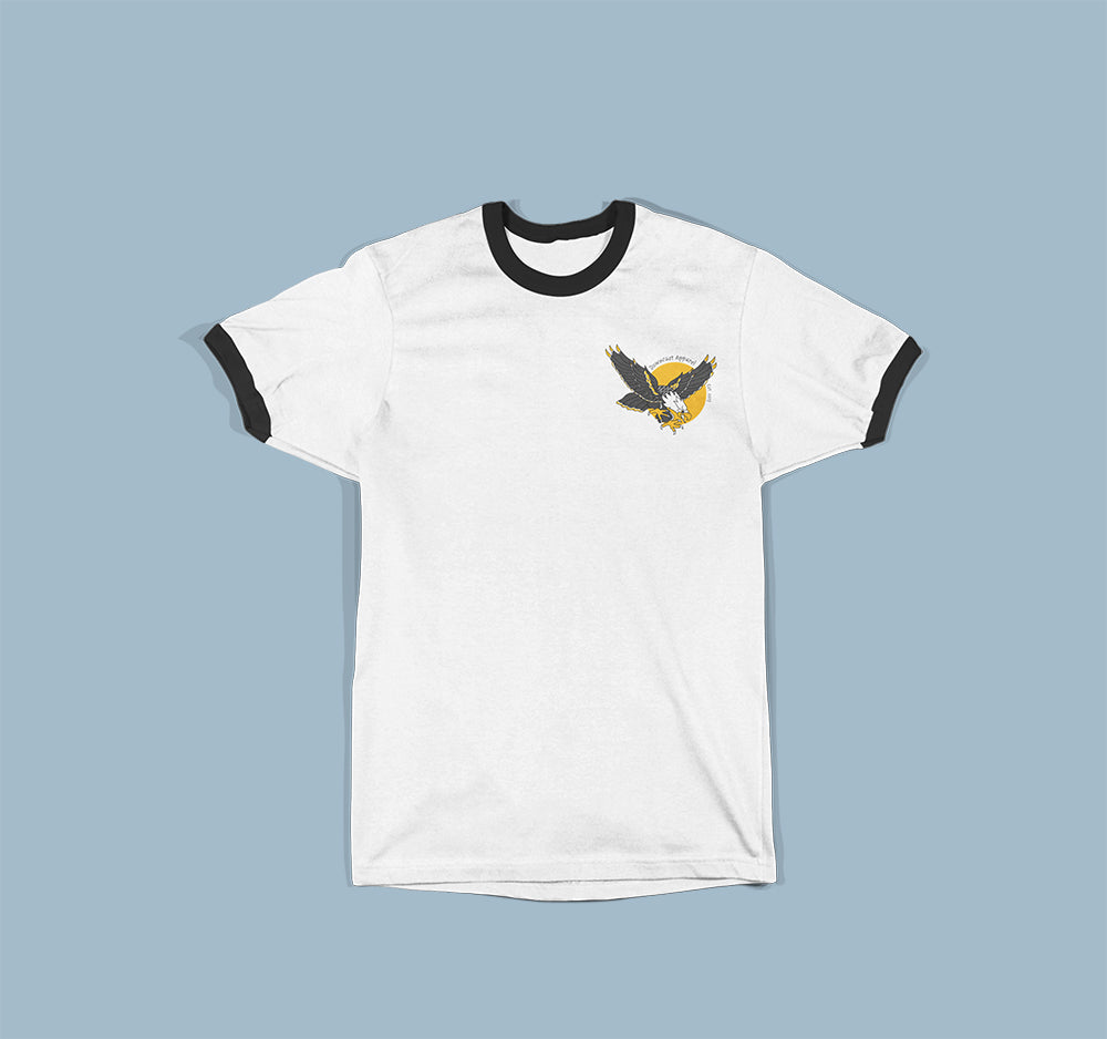 Eagle tee front