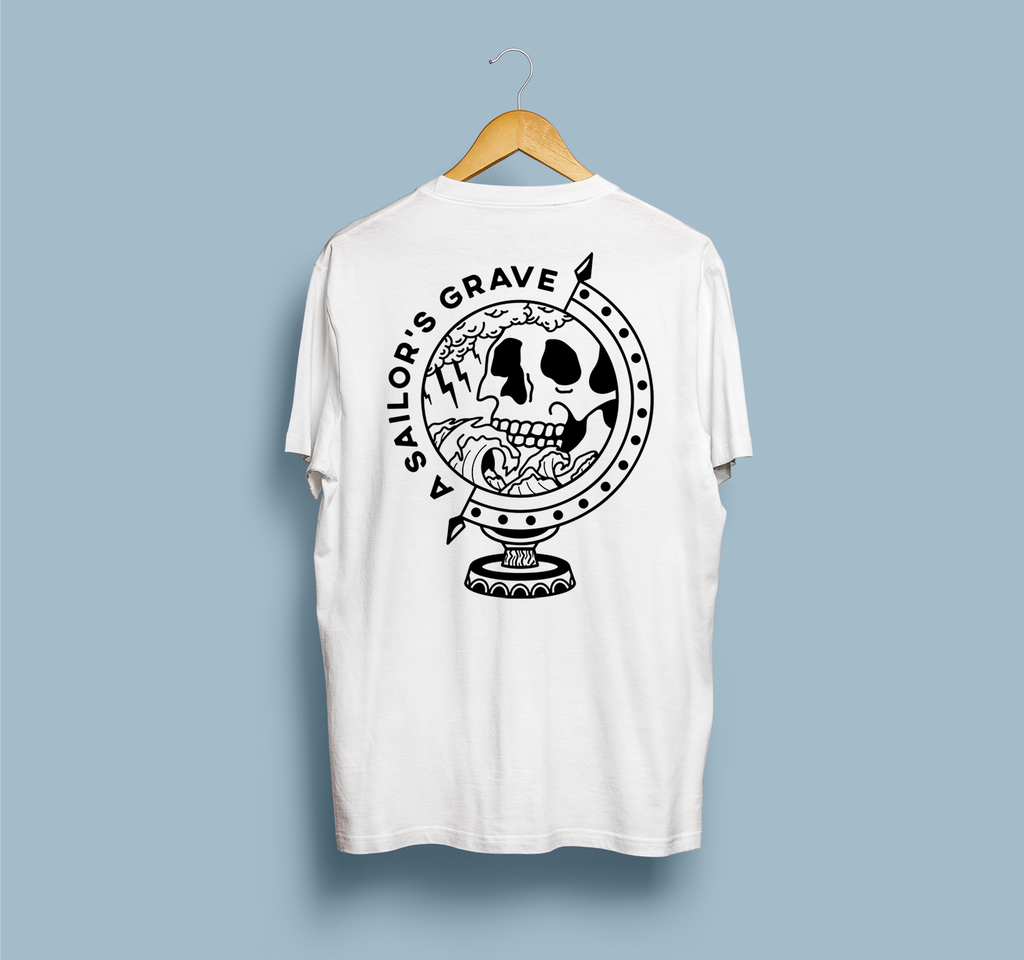 Sailor's Grave T-shirt