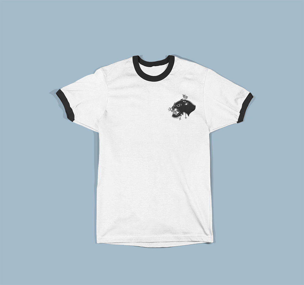 Panther tee front