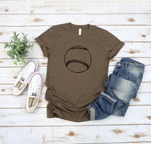 Load image into Gallery viewer, Rustic Baseball T-Shirt
