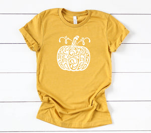 Fancy Pumpkin T-Shirt