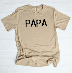 Personalized Grandpa T-Shirt