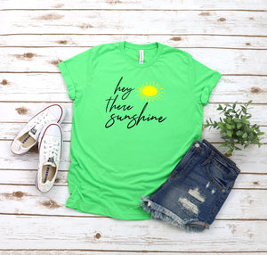 Hey There Sunshine Youth T-Shirt