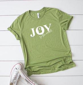 Joy To The World T-Shirt