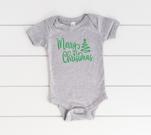 Load image into Gallery viewer, Merry Christmas Infant Bodysuit