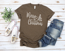 Load image into Gallery viewer, Merry Christmas T-Shirt