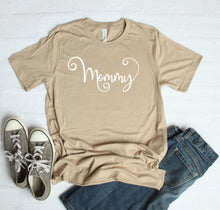 Load image into Gallery viewer, Mommy T-Shirt