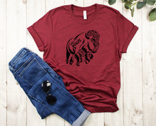 Load image into Gallery viewer, Bison Roam T-Shirt