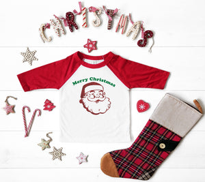 Merry Christmas Santa Claus Shirt