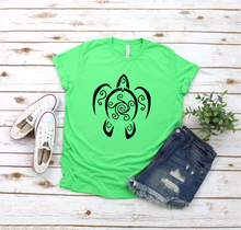 Load image into Gallery viewer, Sea Turtle Youth T-Shirt