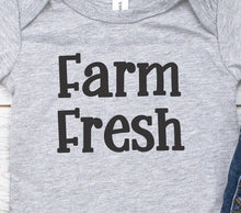 Load image into Gallery viewer, Farm Fresh Infant Bodysuit