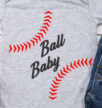Load image into Gallery viewer, Ball Baby Baseball Infant Bodysuit
