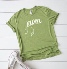 Load image into Gallery viewer, Baseball Mom T-Shirt
