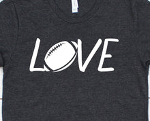 Load image into Gallery viewer, Love Football T-Shirt
